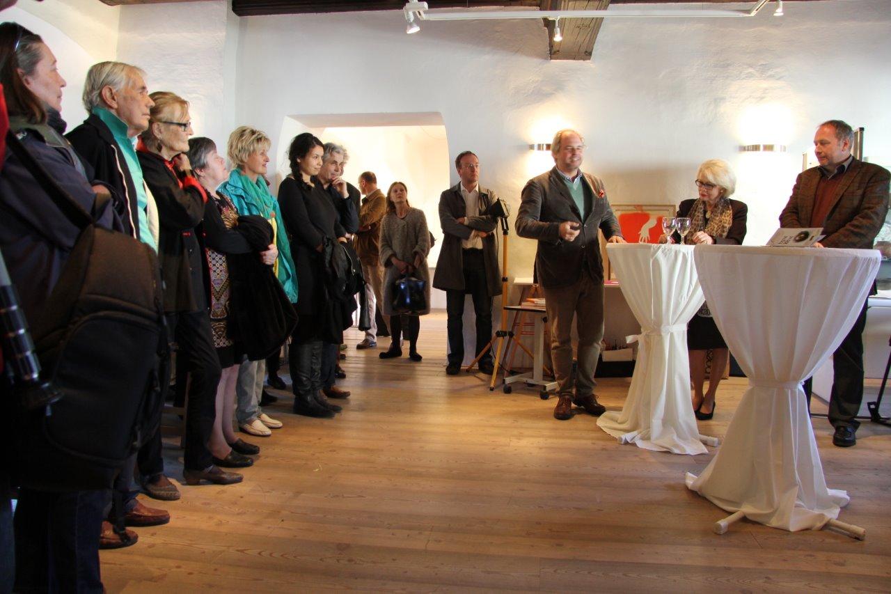 Symposium  -Osterzeichnung-  Traunkirchen 2014